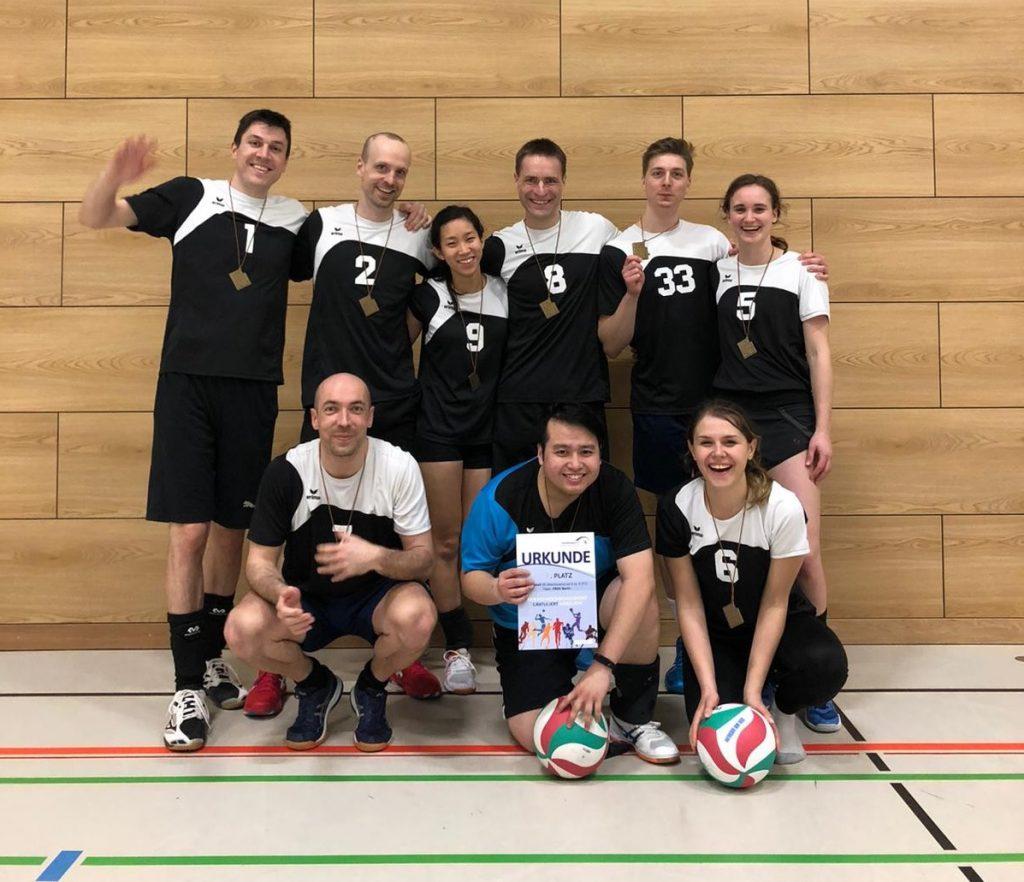 Das Team des FBSV Berlin
